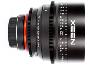 Rokinon Xeen 85 T1.5 Cine Lens for Canon EF