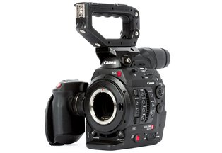 Canon C300 Mark II Digital Cinema Camera PL Mount