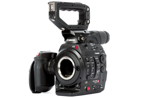 Rent a Canon EOS C300 Mark II Dual Pixel (EF) at LensProToGo com