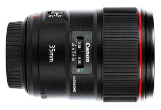 Canon 35mm f/1.4L II