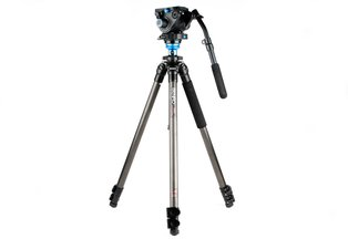 Benro C2573FS6 Video Tripod Legs & Head