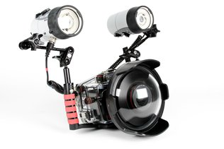 Ikelite DS161 Underwater Continuous/ Strobe Light Kit