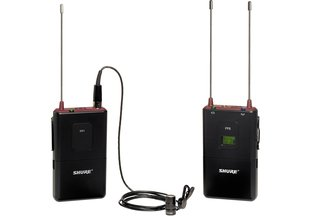Shure FP Wireless Lav Microphone Bodypack System