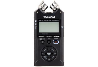 Tascam DR-40 Portable Digital Audio Recorder