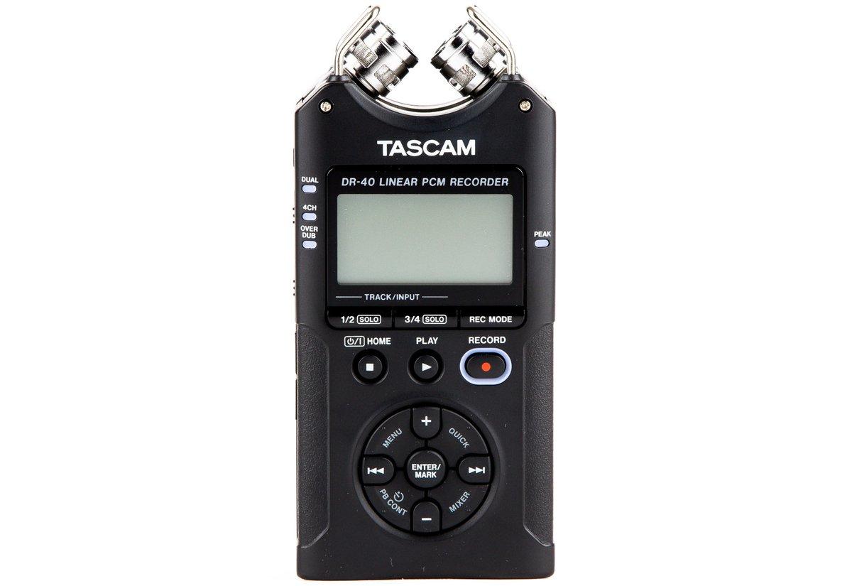 Tascam DR - 40