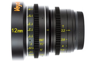 Veydra Mini Prime 12mm T2.2 for Micro 4/3