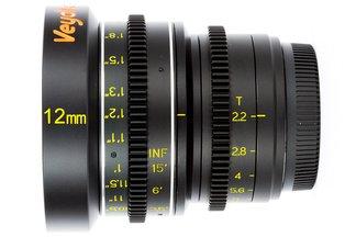 Veydra 12 Cine Prime for MFT M43