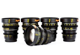 Veydra Prime Cine 12, 16, 25, 35, 50 Lens Kit MFT M43