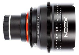 Rokinon Xeen 24 T1.5 Cine Lens for Sony E
