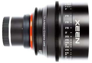 Rokinon Xeen 50mm T1.5 for Sony E