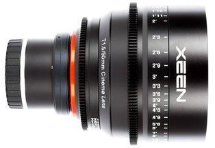 Rokinon Xeen 50 T1.5 Cine Lens for Sony E