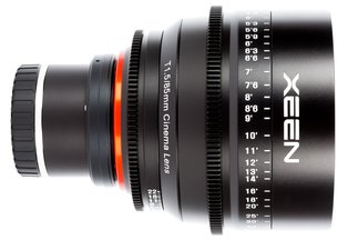 Rokinon Xeen 85mm T1.5 for Sony E