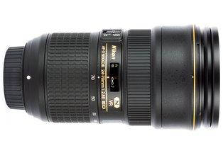 Nikon 24-70 f/2.8E ED VR