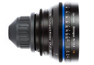 Zeiss 15 T2.9 CP2 Compact Prime Cine Lens PL Mount
