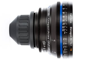 Zeiss Compact Prime CP.2 25mm T2.1 (PL)