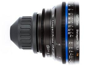Zeiss 25 T2.1 CP2 Compact Prime Cine Lens PL Mount