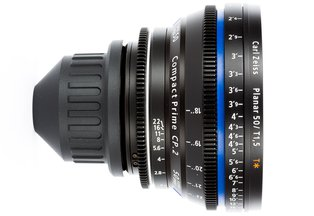 Zeiss 50 T1.5 CP2 Super Speed Compact Prime Cine Lens PL Mount