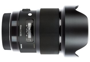 Sigma 20 f/1.4 DG HSM Art for Canon EF