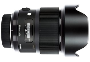 Sigma 20 f/1.4 DG HSM Art for Nikon