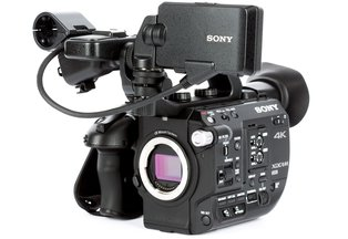 Sony PXW-FS5 4K Digital Cinema Camera E Mount