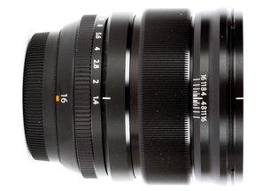 FujiFilm XF 16 f/1.4 R WR