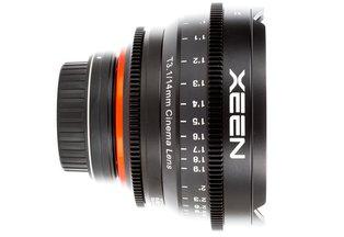 Rokinon Xeen 14mm T3.1 for Canon