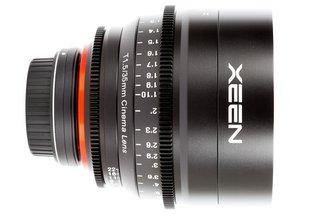 Rokinon Xeen 35mm T1.5 for Canon