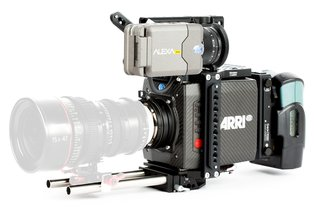 Arri Alexa Mini 4K Digital Cinema Camera PL & EF Mount