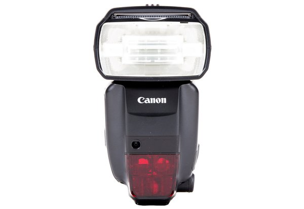 CANON 600EX RT FLASH