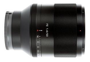 Sony 50 f/1.4 Zeiss FE T* ZA