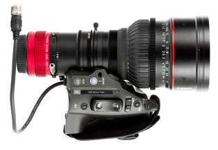 Canon 17-120 T2.95 KAS Cine-Servo Cinema Zoom Lens EF Mount CN7x17