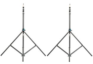 Kupo 8 foot Light Stand Kit (2x)