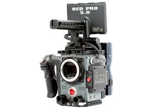 RED SCARLET-W 5K 4K Digital Cinema Camera EF Mount