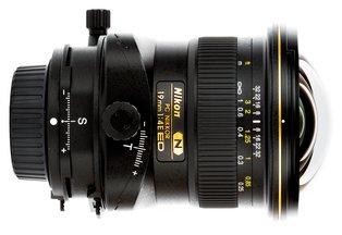 Nikon 19mm f/4E ED PC-E