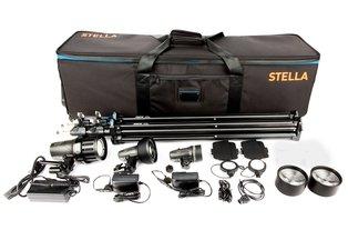Light & Motion Stella Pro 125 1000/2000/5000 Waterproof LED Light Kit