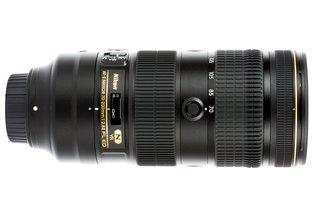 Nikon 70-200 f/2.8E AF-S FL ED VR