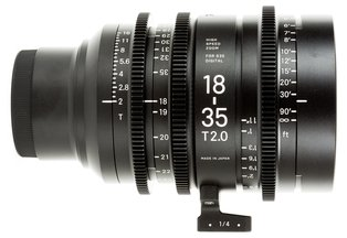 Sigma Cine 18-35mm T2 (Sony E)