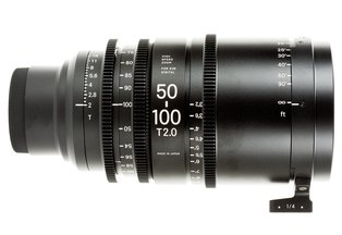 Sigma Cine 50-100mm T2 (Sony E)