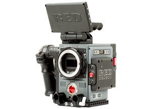 RED SCARLET-W 5K Digital Cinema Camera EF Mount