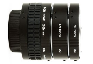 Kenko Extension Tube Set For Nikon F