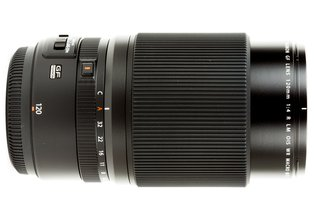 Fuji GF 120mm f/4 Macro R LM OIS WR