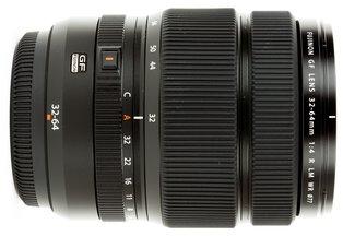 Fuji GF 32-64mm f/4 R LM WR