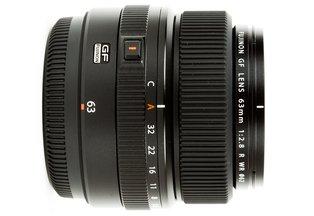 Fuji GF 63mm f/2.8 R WR