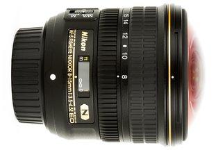 Nikon 8-15 f/3.5-4.5E AF-S ED Fisheye