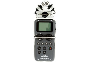 Zoom H5 Portable Digital Audio Recorder