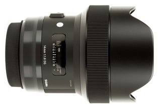 Sigma 14 f/1.8 DG HSM Art for Canon EF