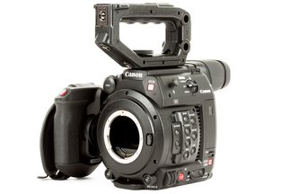 Canon C200 4K Digital Cinema Camera EF Mount