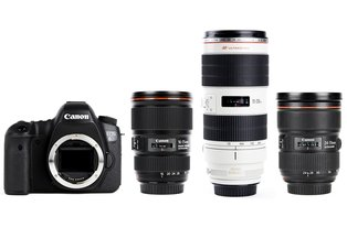 Canon 6D Mark II Three Zoom Kit