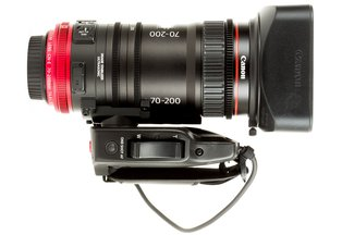 Canon CN-E Compact-Servo 70-200mm T4.4 L IS EF