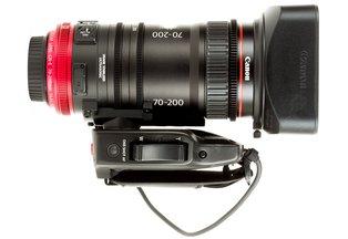 Canon 70-200 T4.4 CN-E Compact-Servo Cinema Zoom Lens EF Mount